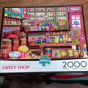 Accessories - 2000 piece puzzle 🧩